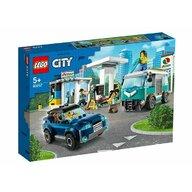 Set de joaca Statie de service LEGO® City, pcs  354