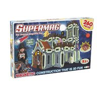 Supermag - Jucarie 3D cu magnet, Castel