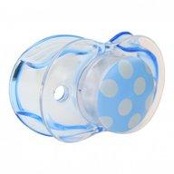 RaZBaby - Suzeta fetite Keep it Clean  Blue Circles