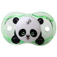 RaZ Baby - Suzeta fetite Keep it Clean, Panda