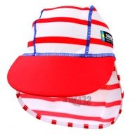 Sapca SeaLife red 2-4 ani protectie UV Swimpy
