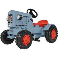 Simba - Tractor cu pedale Eicher diesel Ed 16, Albastru