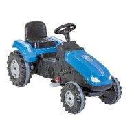 Pilsan - Tractor cu pedale Mega, Albastru