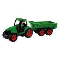 Lena - Tractor Truckies Cu remorca, Verde