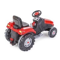 Pilsan - Tractor electric Mega 12V, Rosu