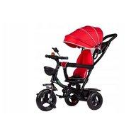 Ecotoys - Tricicleta cu sezut rotativ, Rosu