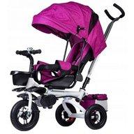Ecotoys - Tricicleta cu sezut rotativ, Roz