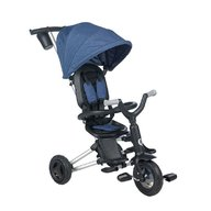 Qplay - Tricicleta ultrapliabila Nova, Albastru inchis