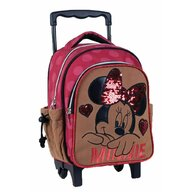 Giovas - Troler pentru copii Paiete Minnie Mouse