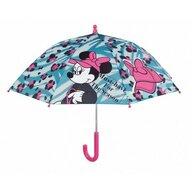 Umbrela manuala Cu inchidere cu siguranta, 38 cm Minnie Mouse