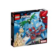 LEGO - Vehiculul lui Spider-Man
