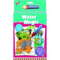 Galt - Carte de colorat Water Magic, Safari