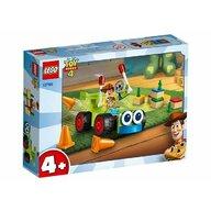 Set de joaca Woody si RC LEGO® Disney Pixar Toy Story 4, pcs  69