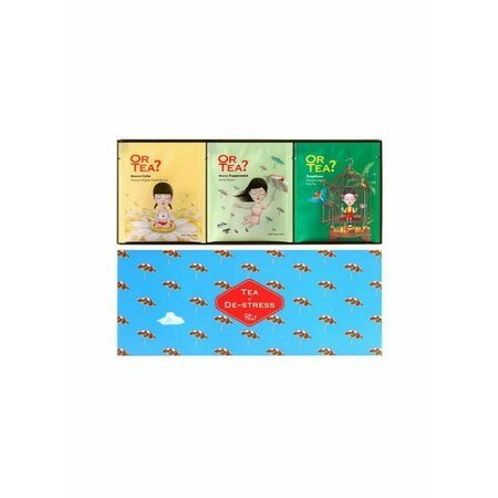 3-IN-1 Pachet Combo - Ecologic TEA OF DESTRESS 3 Arome 37.5G