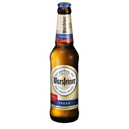 Bere fara alcool sticla - Warsteiner 0.33L