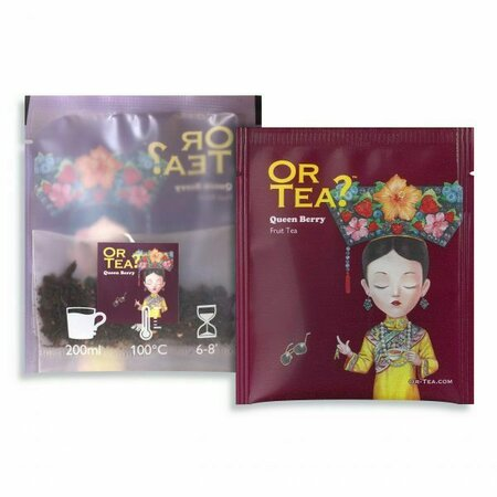 Ceai Ecologic QUEEN BERRY plic 10X2.5G