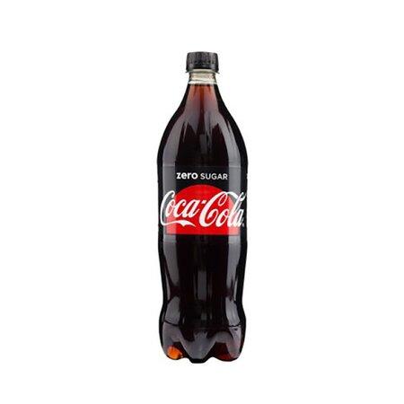 Coca Cola zero 1.25l