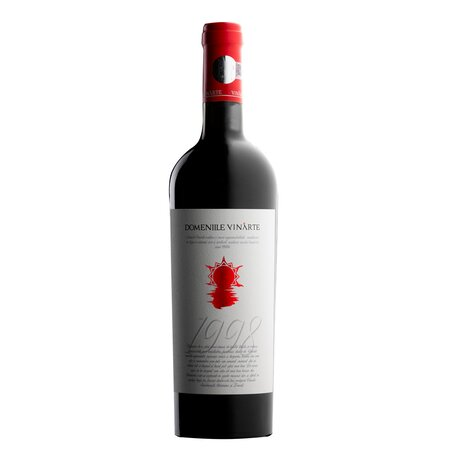 DOMENIILE VINARTE Cabernet Sauvignon& Merlot 2017-SEC 0.75L