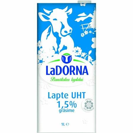 LA DORNA - LAPTE UHT 1.5% 1L