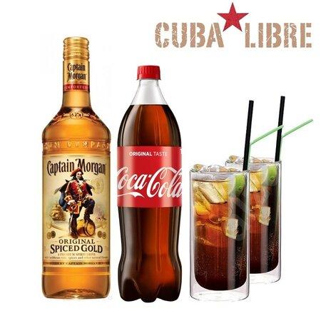 Pachet Cuba Libre