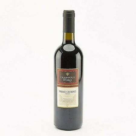 Vin rosu Primo Giorno Grappolo D'oro 10% BT 0.75 l