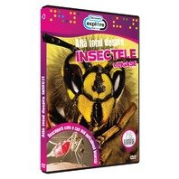 DVD Afla totul despre insectele ucigase