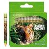 Creioane colorate Animal Planet 12 culori