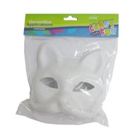 Art & Craft Masca de pictat Pisica 19x16 cm