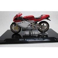 Colectia Superbikes: Motocicleta MV Agusta 750 F4 (Atlas Collections)