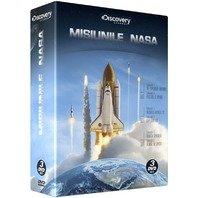 Colectie Misiunile NASA, 3 DVD-uri