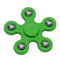 Colour Mini Finger Spinner Verde