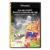 DVD Cele mai ciudate povesti cu OZN-uri din lume: Cronicile Extraterestrilor Vampiri