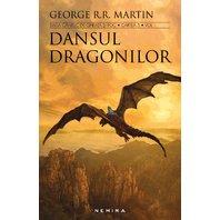 DANSUL DRAGONILOR (Seria Cantec de gheata si foc  partea a V-a, ed. 2017)