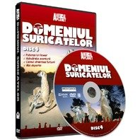 DVD Domeniul suricatelor 4