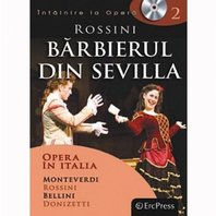 DVD Opere vol. 2 - Barbierul (carte si DVD)