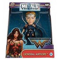 Figurina Metal Die Cast - Wonder Woman (versiune filmul din 2017) - Personaj General Antiope