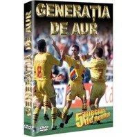 DVD Generatia de aur, 5 meciuri de neuitat, 5 dvd-uri