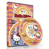 DVD Hello Kitty - O aventura de poveste