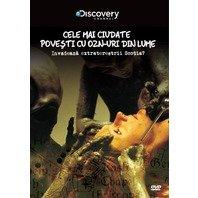 DVD Cele mai ciudate povesti cu OZN-uri din lume: Invadeaza extraterestri Scotia?