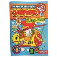 Jocuri si activitati Garfield In jurul lumii