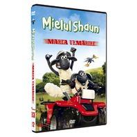 DVD Mielul Shaun - Marea urmarire