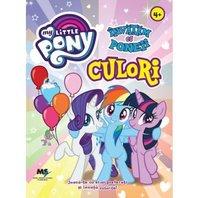 My Little Pony Invatam cu poneii culori