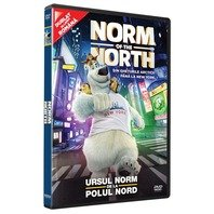 DVD NORM OF THE NORTH - Norm de la Polul Nord