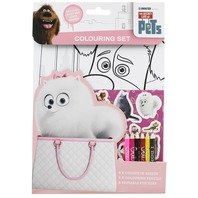 Pets Set de colorat