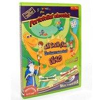 DVD Portofoliul elevului: Limba romana. Educatie plastica
