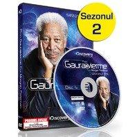 Prin Gaura de Vierme cu Morgan Freeman sezonul 2, disc 4
