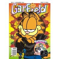 Revista Garfield Nr. 12