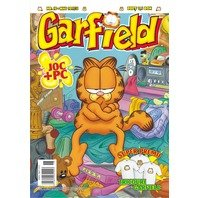 Revista Garfield Nr. 18