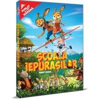 Scoala Iepurasilor / Rabbit School - DVD