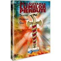 DVD In cautarea lumilor pierdute - Secretele desertului Gobi